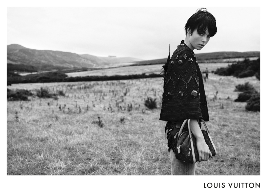 Peter Lindbergh Louis Vuitton Treks To South Africa 13