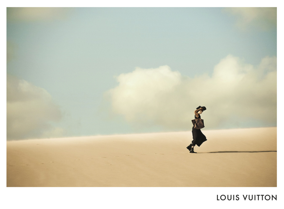 Peter Lindbergh Louis Vuitton Treks To South Africa 15