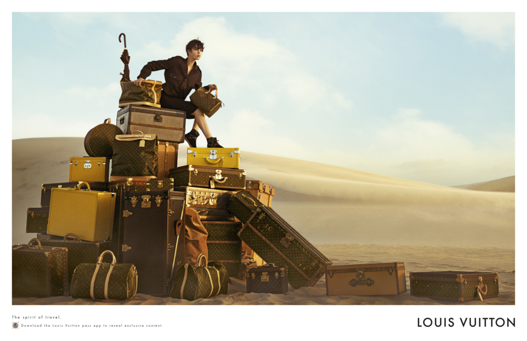 Peter Lindbergh Louis Vuitton Treks To South Africa 10