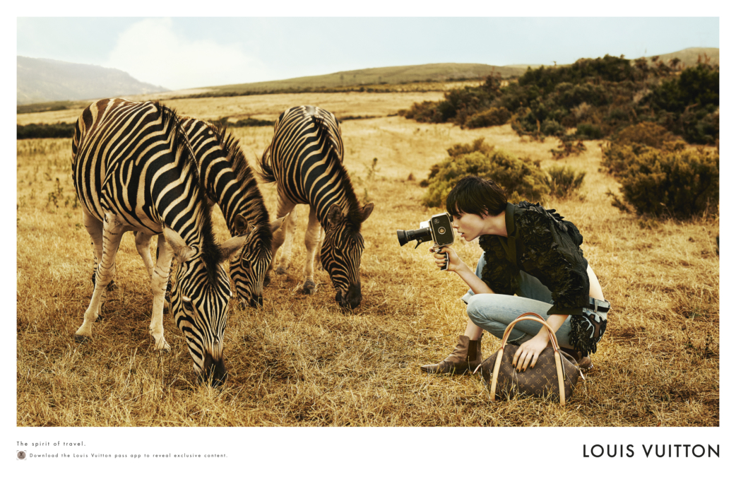 Peter Lindbergh Louis Vuitton Treks To South Africa 11