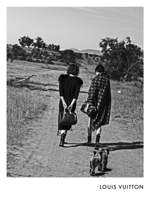 Peter Lindbergh Louis Vuitton Treks To South Africa 14