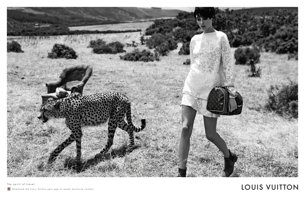 Peter Lindbergh Louis Vuitton Treks To South Africa 4