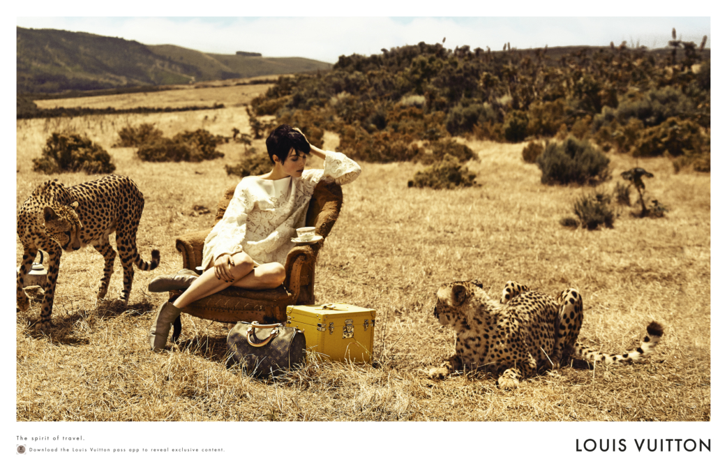 Peter Lindbergh Louis Vuitton Treks To South Africa 5
