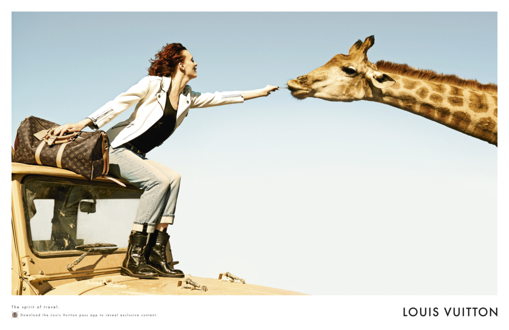 Peter Lindbergh Louis Vuitton Treks To South Africa 7