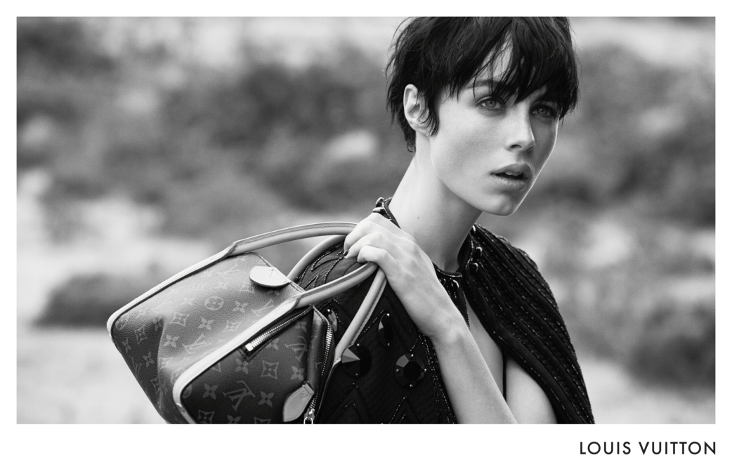 Peter Lindbergh Louis Vuitton Treks To South Africa 8