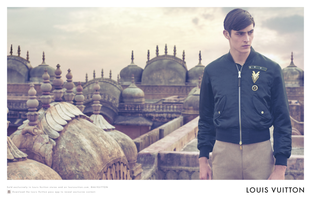 Peter  Lindbergh  Louis  Vuitton  India 7