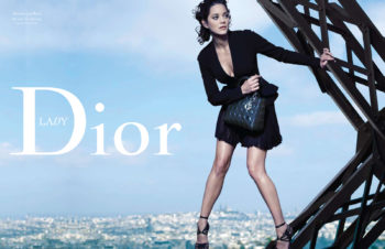 Peter Lindbergh Lady Dior Mc Logo1