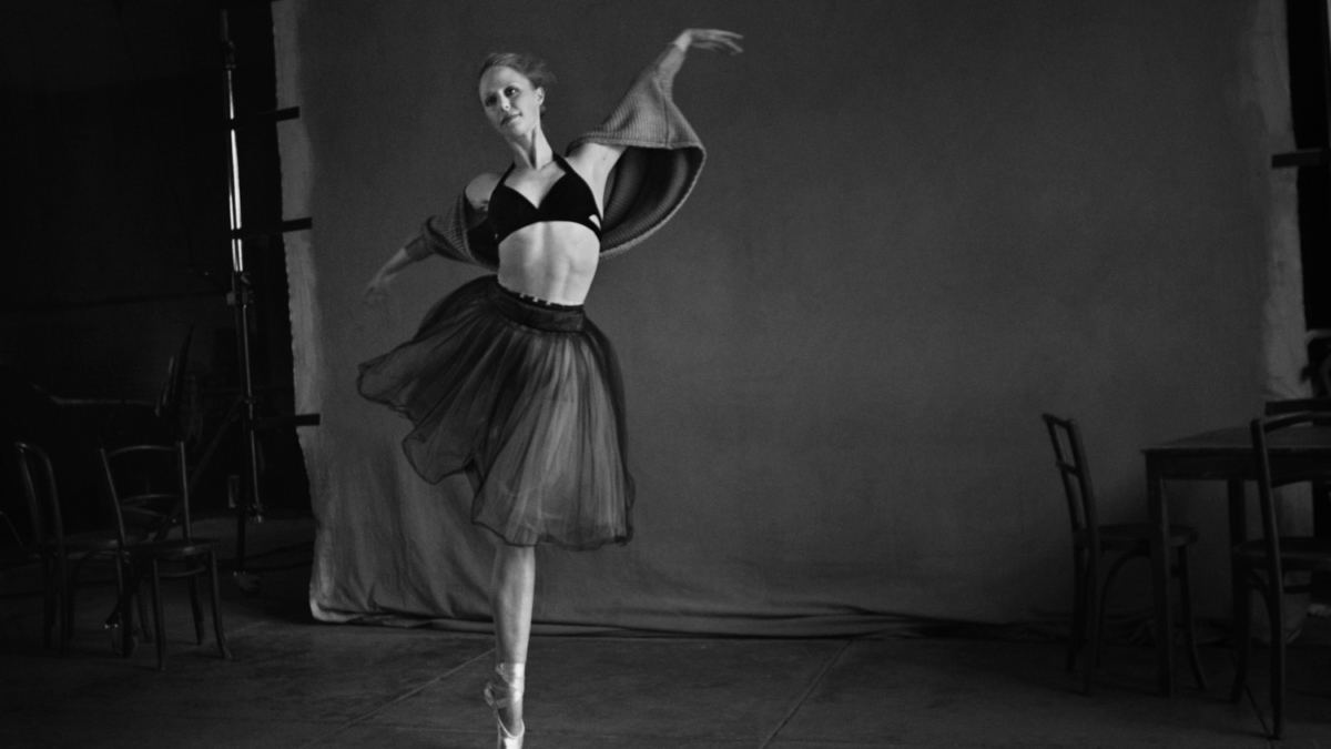 Peter Lindbergh New York City Ballet1
