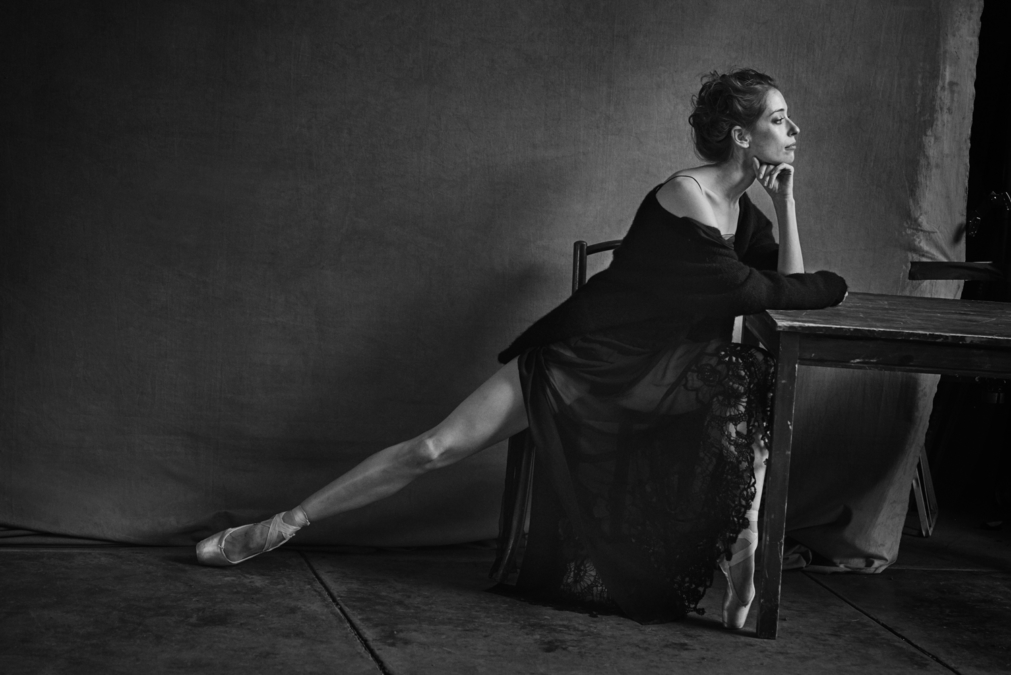 Peter  Lindbergh  New  York  City  Ballet10