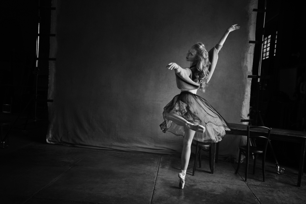 Peter Lindbergh New York City Ballet12