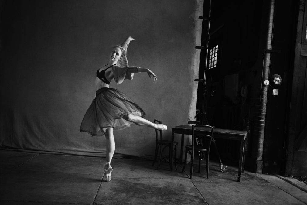 Peter Lindbergh New York City Ballet13