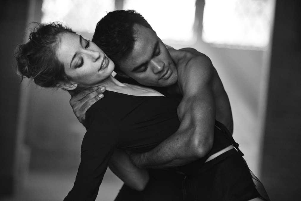 Peter Lindbergh New York City Ballet14