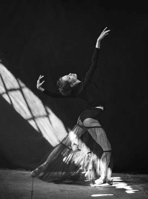 Peter Lindbergh New York City Ballet15