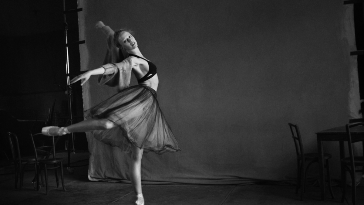 Peter Lindbergh New York City Ballet2