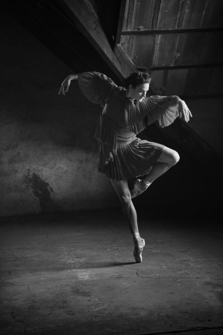 Peter Lindbergh New York City Ballet21