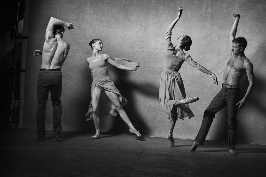 Peter Lindbergh New York City Ballet22