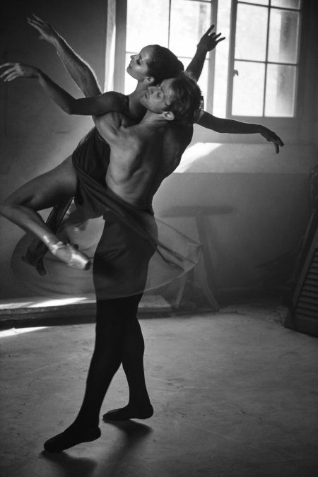 Peter Lindbergh New York City Ballet23