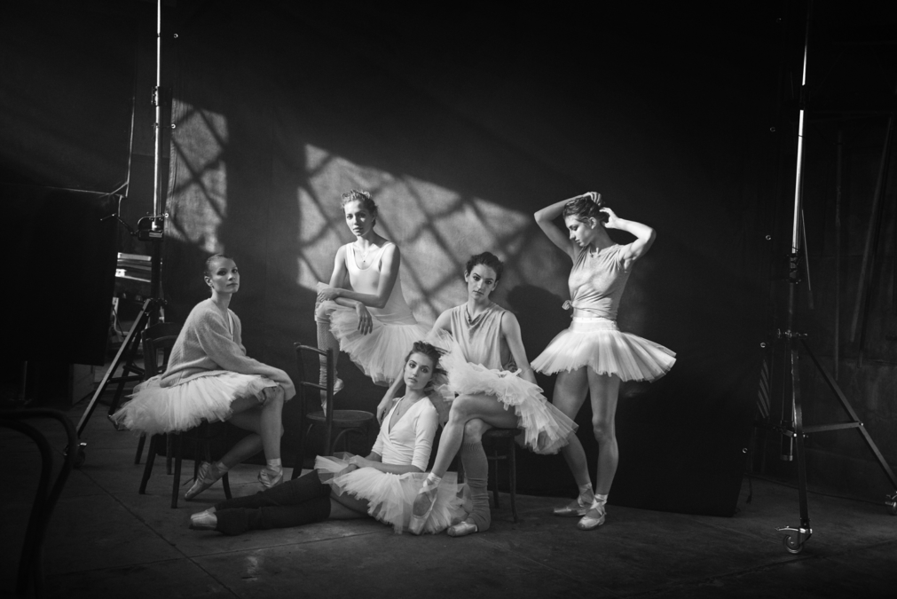 Peter Lindbergh New York City Ballet24