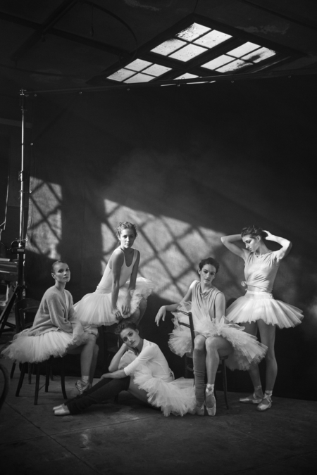 Peter Lindbergh New York City Ballet25