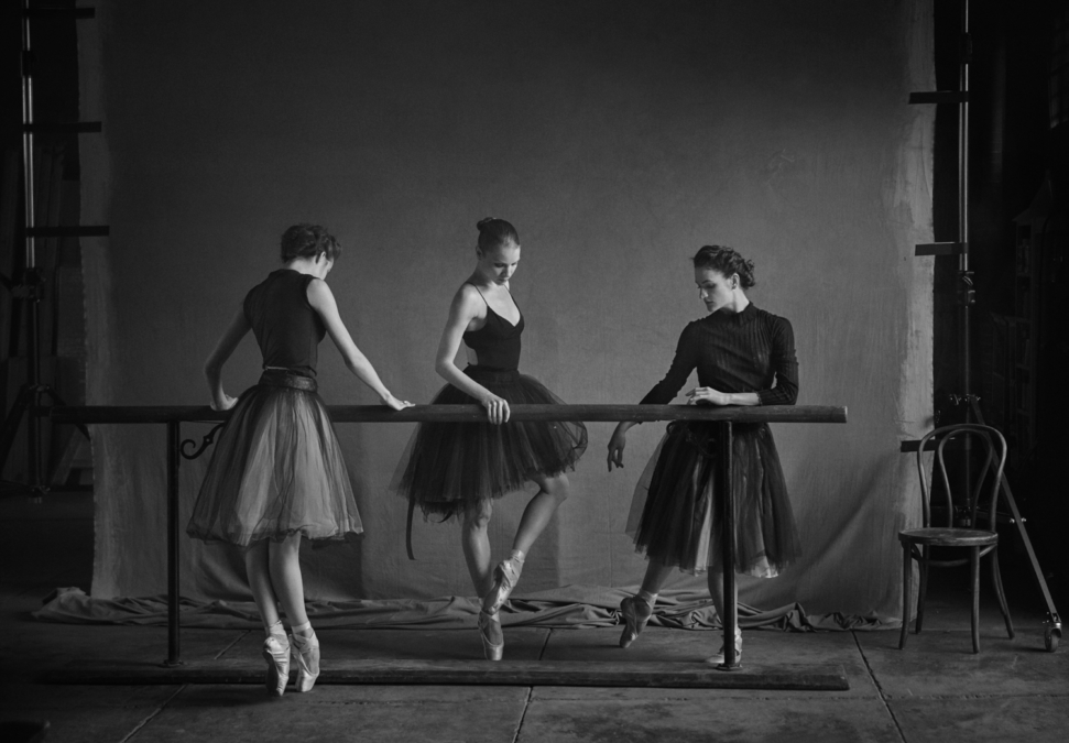 Peter Lindbergh New York City Ballet27