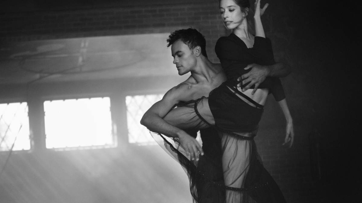 Peter Lindbergh New York City Ballet3
