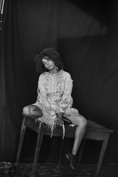 Peter Lindbergh Another Solange17 9