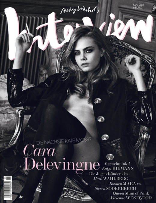 Peter Lindbergh  Intrvw13 Cara D Lay1