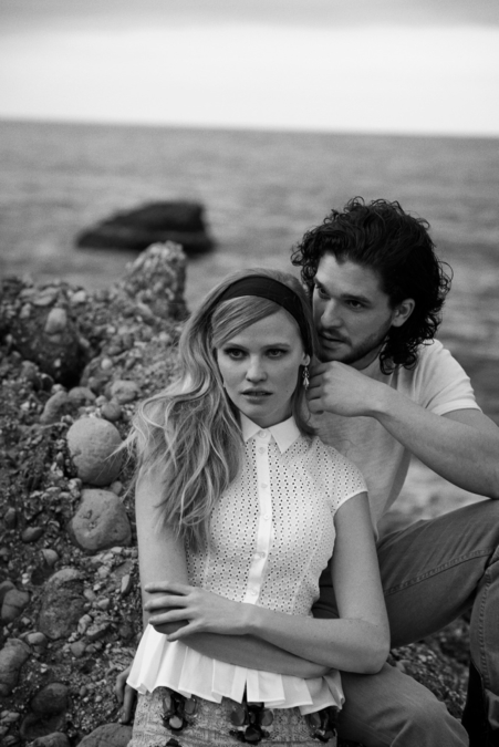 Peter Lindbergh  Vogue Us Romance 14 Ls 8