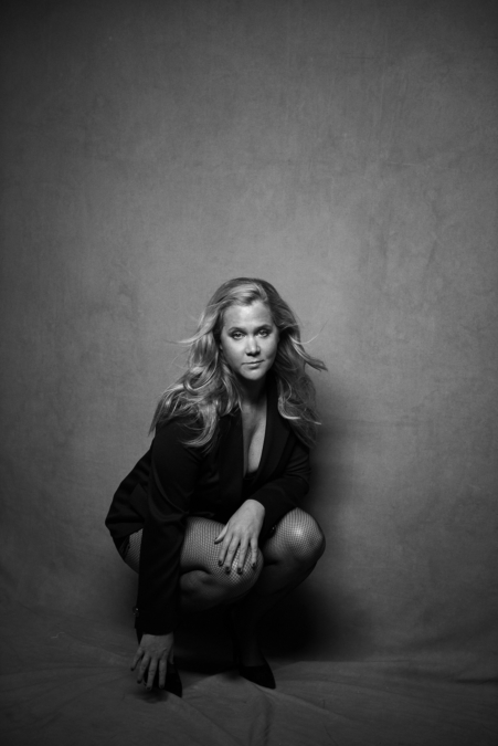 Peter Lindbergh  W16 Amy Schumer