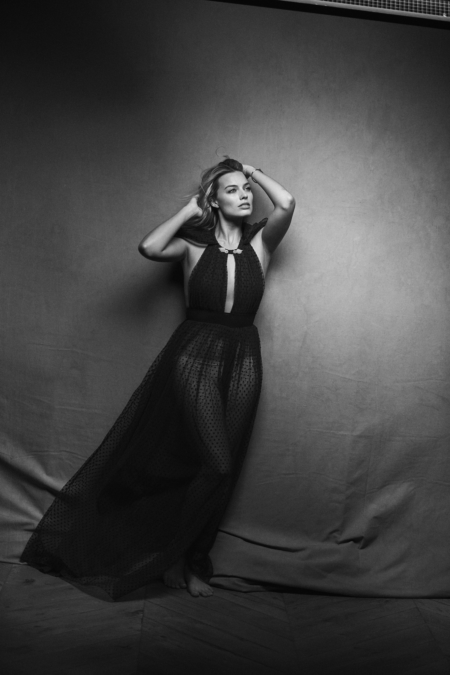Peter Lindbergh  W16 Margot Robbie
