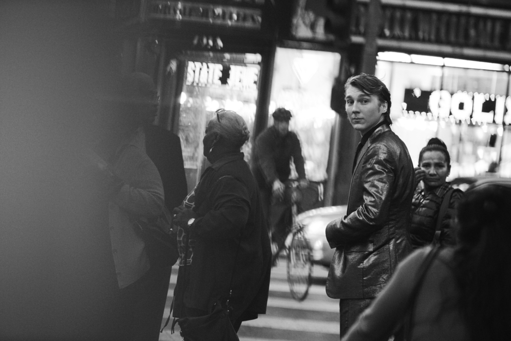 Peter Lindbergh  W16 Paul Dano