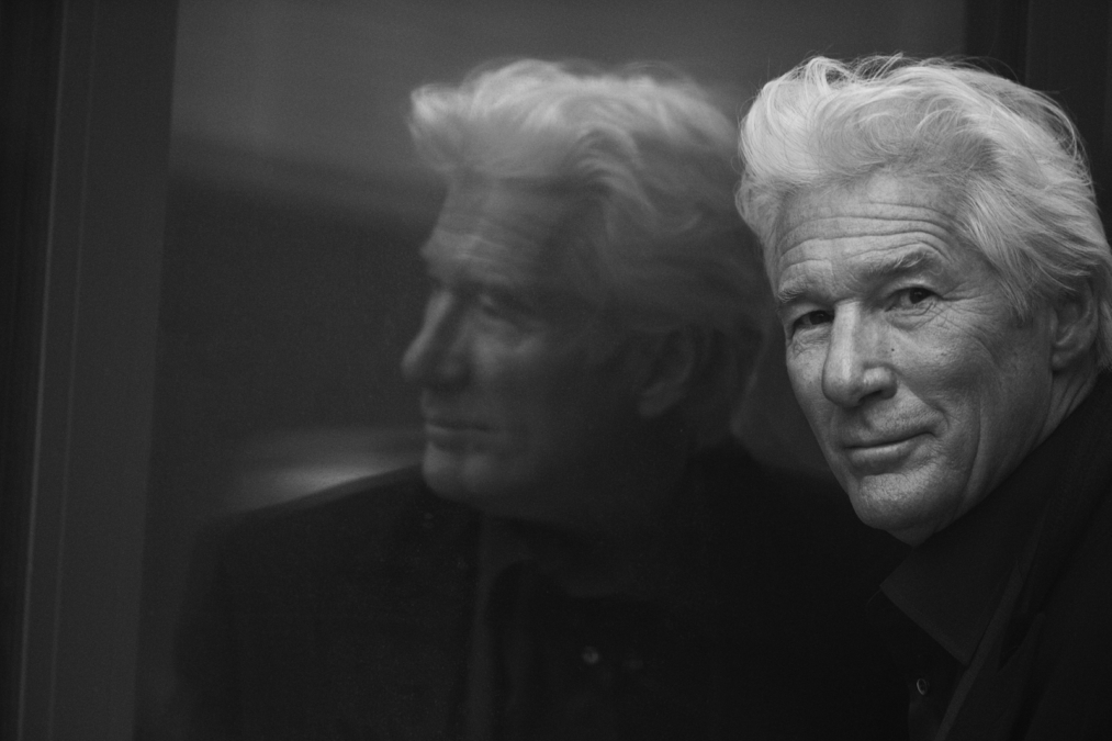 Peter Lindbergh  W16 Richard Gere2