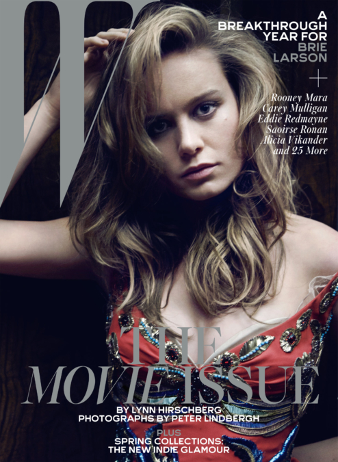 Peter Lindbergh W16 1 Brie Larson Cover