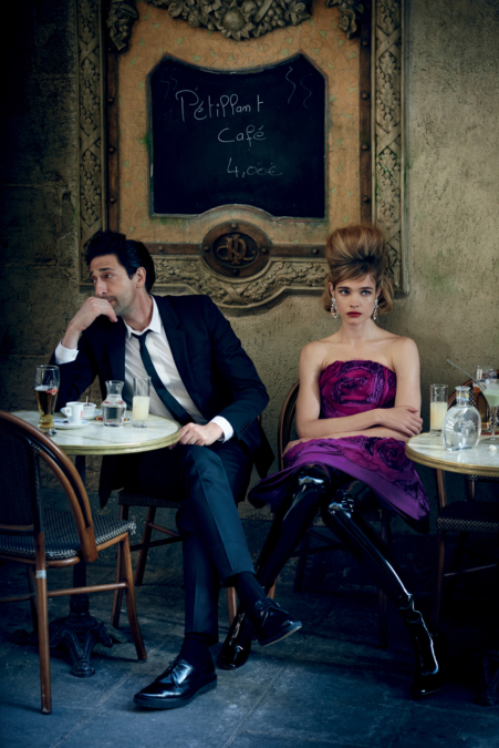 Peter Lindbergh Lamour Toujours Vogue Us 3