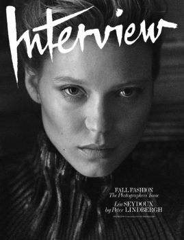 Peter Lindbergh  Int14 Léa Lay1