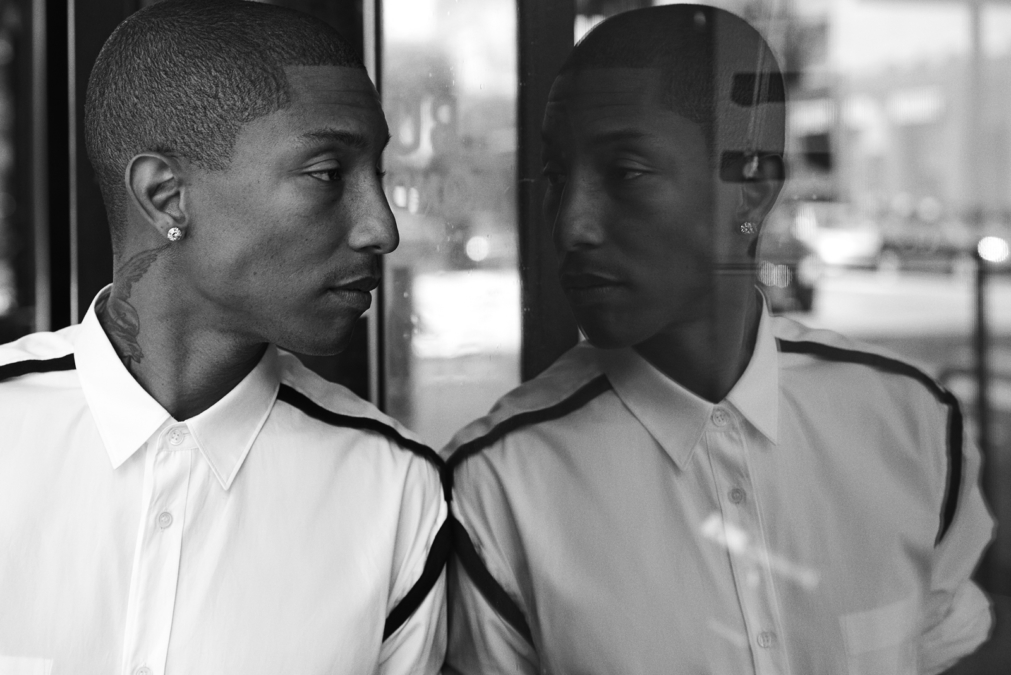 Peter Lindbergh  Wsj14 Pharrel2