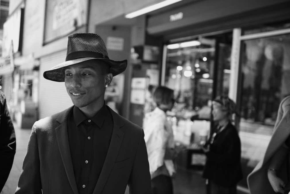 Peter Lindbergh  Wsj14 Pharrel4