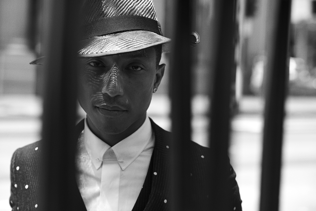 Peter  Lindbergh   Wsj14  Pharrel9
