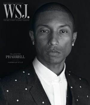 Peter Lindbergh  Wsj14 Pharrell Lay1