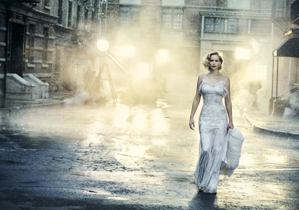Peter Lindbergh Vanity Fair Jennifer Lawrence 1