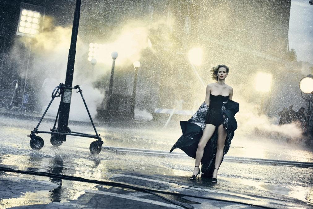 Peter Lindbergh Vanity Fair Jennifer Lawrence 10