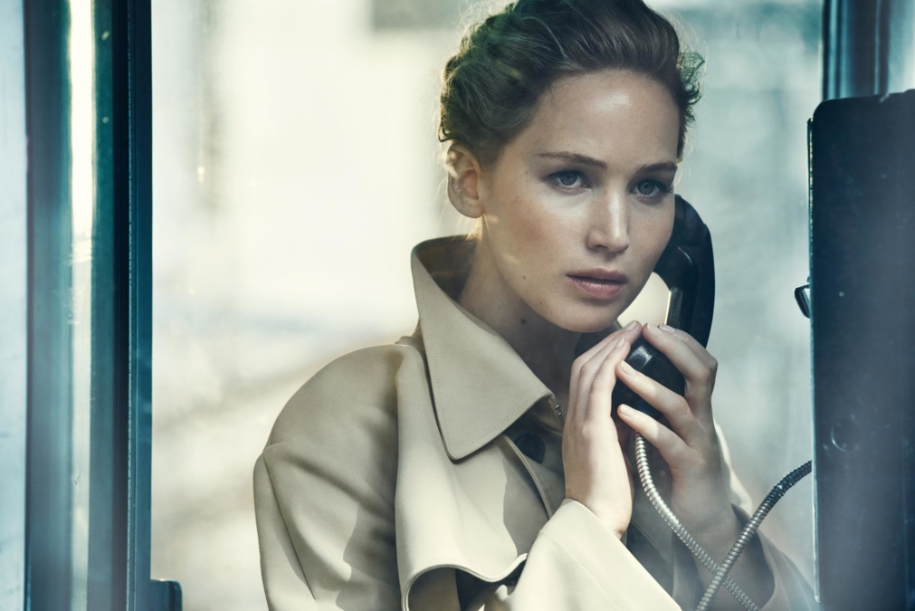 Peter Lindbergh Vanity Fair Jennifer Lawrence 12