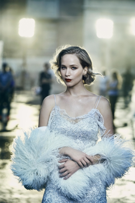 Peter Lindbergh Vanity Fair Jennifer Lawrence 2