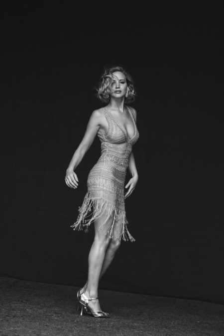 Peter Lindbergh Vanity Fair Jennifer Lawrence 7