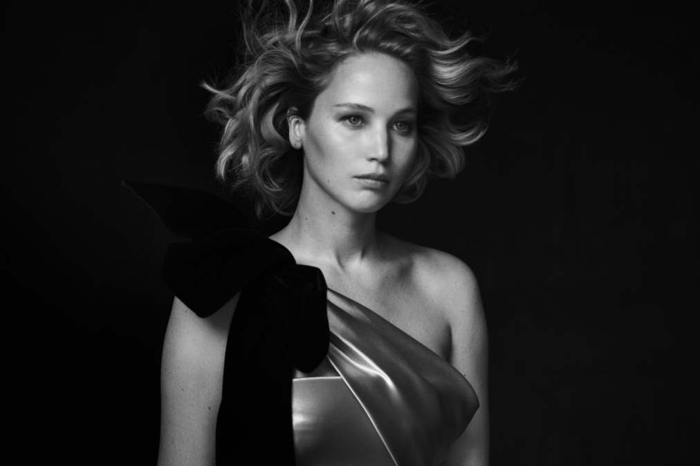 Peter Lindbergh Vanity Fair Jennifer Lawrence 8