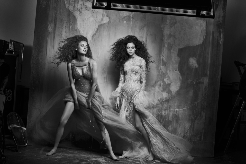 Peter Lindbergh Vogue It Edito Couture 10