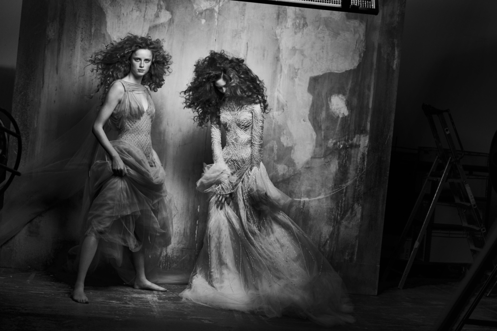 Peter Lindbergh Vogue It Edito Couture 11