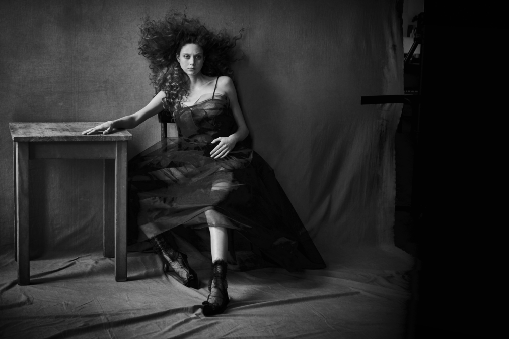 Peter Lindbergh Vogue It Edito Couture 14