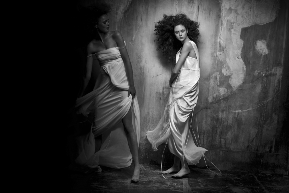 Peter Lindbergh Vogue It Edito Couture 17
