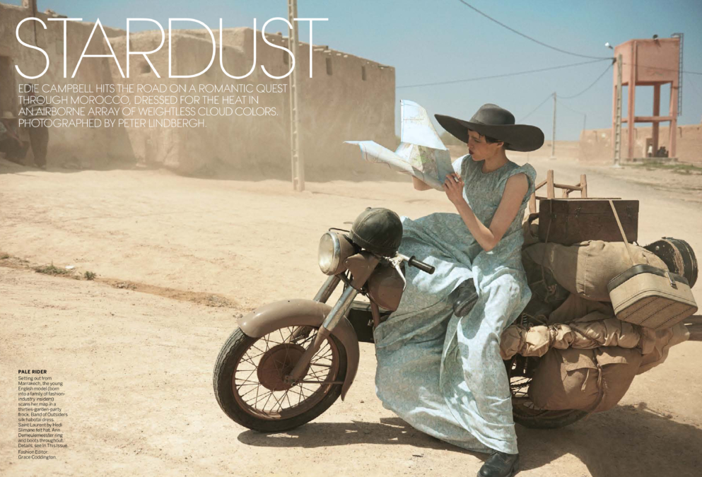 Peter Lindbergh Vogue Us Stardust 1